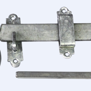 150mm GALVANISED RING GATE LATCH