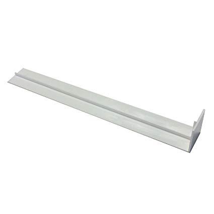 WHITE PVC FASCIA JOINT