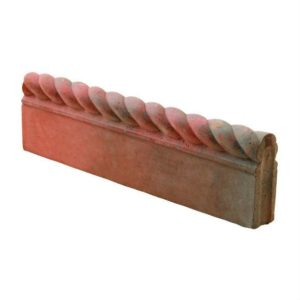 150x600mm Terracotta Full Rope Top Edging